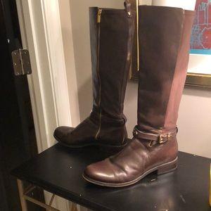 Michael Kors Shoes - Michael Kors brown knee boot